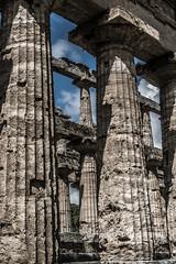 DSC_9106 (Dan Kistler) Tags: paestum italy velia greek ruins temples trains