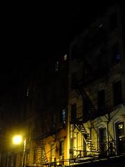 Orchard Ironwork (failing_angel) Tags: usa newyork manhattan fireescapes ussa orchardstreet 300515