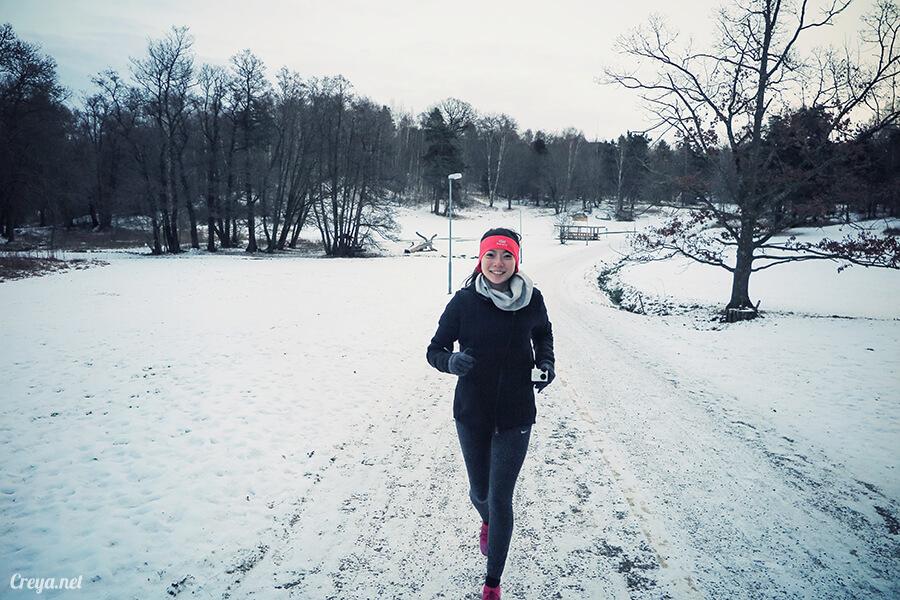 2016.06.23 ▐ 看我歐行腿 ▐ 謝謝沒有放棄的自己,讓我用跑步遇見斯德哥爾摩的城市森林秘境 01