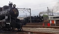-1 (nobuflickr) Tags: japan kyoto  steamlocomotive  kyotorailwaymuseum  20160507dsc01712