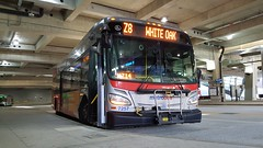 Metrobus 7257 at Silver Spring (SchuminWeb) Tags: county new white bus public buses silver washington spring flyer oak md ben metro web authority transport maryland center vehicles transportation transit area april vehicle montgomery silverspring metropolitan wmata metrobus whiteoak z8 2016 newflyer 7257 washingtonmetropolitanareatransitauthority silverspringtransitcenter xde40 schumin schuminweb