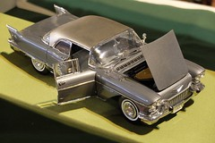 1957 CADILLAC Eldorado Brougham (1:18) Sun Star (xavnco2) Tags: show mostra france cars scale car model automobile models meeting cadillac eldorado exposition 1957 salon autos picardie 118 maquette diecast brougham beauvais 2016 oise modlisme amercican till