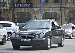 227-48KA (Vetal 888 aka BB8888BB) Tags: mercedes 11 ukraine kyiv licenseplates  eclass  w210  22748ka