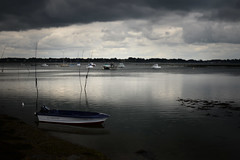 Larmor Baden Ile Berder Golf du Morbihan - atana studio (Anthony SJOURN) Tags: tourism port golf studio brittany ile bretagne visit du anthony baden marais morbihan orage mouette goeland berder atana larmor sjourn