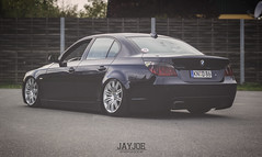 BMW 5 E60 (JAYJOE.MEDIA) Tags: 5 low bmw static lower lowered slammed stance lowlife e60 bagged airride stanced