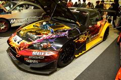 Honda S2000 (Andr.32) Tags: cars car japan honda photography s2000 sportcar hondas2000 sportcars tokyoautosalon  jsracing  tokyoautosalon2016 2016