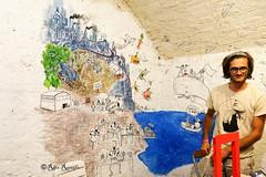 Roma. Forte Prenestino. Crack fumetti dirompenti 2016. Artwork by... (R come Rit@) Tags: italia italy roma rome ritarestifo photography streetphotography streetart arte art arteurbana streetartphotography urbanart urban wall walls wallart graffiti graff graffitiart muro muri streetartroma streetartrome romestreetart romastreetart graffitiroma graffitirome romegraffiti romeurbanart urbanartroma streetartitaly italystreetart contemporaryart prenestino forteprenestino crack crackland crackfumettidirompenti2016 fumettidirompenti fumetti artwork artworks