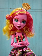 Gooliope (Bell) Tags: monster high circ du freak gooliope