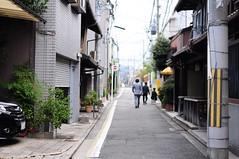 (theCarol) Tags: street kyoto   ontheroad  machi