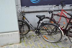 Magneet (f O h O) Tags: old bike leuven belgi fiets vlaanderen magneet