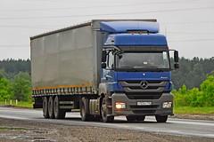 Mercedes-Benz Axor 1840   153  116 (RUS) (zauralec) Tags: mercedesbenz 1840 116 rus 153 axor   kurgancity therouter254irtysh
