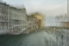 Venezia - creativa (Silvio Spaventa - Spav'68) Tags: italien venice italy canal nikon italia zoom venezia italie diversa strana canalgrande creativa d90 creativit