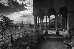 La terrazza - The terrace (Immacolata Giordano) Tags: italy italia verona veneto giardinogiusti nikond7000