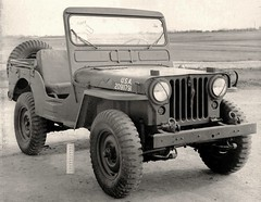 Military Jeep M38E2, Dec 1951 (PAcarhauler) Tags: jeep 4x4 suv willys m38