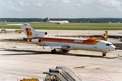 "Iberia Boeing 727-256/Adv EC-DCC  ""Albarino"" (Kambui) Tags: airplanes planes iberia aviones avions flugzeuge albarino  avies boeing727 aeroplani kambui  ecdcc"