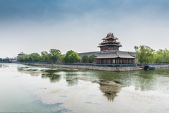 Bejing (Nick Lens Photography) Tags: china travel sky reflection water landscape photography nikon explore fullframe nikkor gitzo bejing pekin nicklens