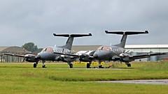 PAIR OF XINGU`S FRENCH AF (MANX NORTON) Tags: italy casa jets polish f16 ami 09 falcon xingu mirage af alpha spartan ntm rafale c27j c235 2000d fraf