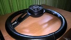 WP_20160621_19_01_37_Pro (screendorifto) Tags: italy wheel sport fiat polish oldschool montecarlo tuning steeringwheel 126p cultstyle