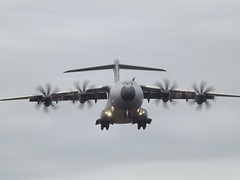 ZM405 Atlas 400 (Aircaft @ Gloucestershire Airport By James) Tags: james airport gloucestershire 400 atlas lloyds egbj zm405