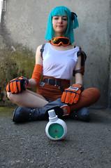 Bulma (bax390) Tags: cosplay dragonball bulma cosplaygirl