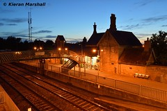 Portarlington, 27/6/16 (hurricanemk1c) Tags: irish train rail railway trains railways irishrail portarlington 2016 iarnrd ireann iarnrdireann
