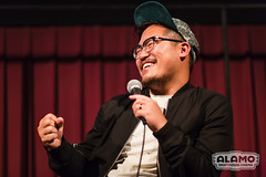 Drafthouse Recommends: SWISS ARMY MAN Victory Sneak Preview with Dan Kwan and Daniel Scheinert (Alamo Drafthouse Cinema) Tags: film austin movie texas daniels alamodrafthouse alamodrafthousecinema alamodrafthousetheater specialadvancescreening swissarmyman danielscheinert dankwan a24films drafthouserecommends victoryrewardsprogram victoryprogram