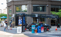 Camera Rig (jphenney) Tags: movie downtown cleveland filmproduction sportscars movieprops fastfurious fastandfurious8