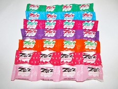 Rows of Zotz Fizz Power Candy (Pest15) Tags: candy rows variety flavors zotz hardcandy classiccandy zotzfizzpowercandy