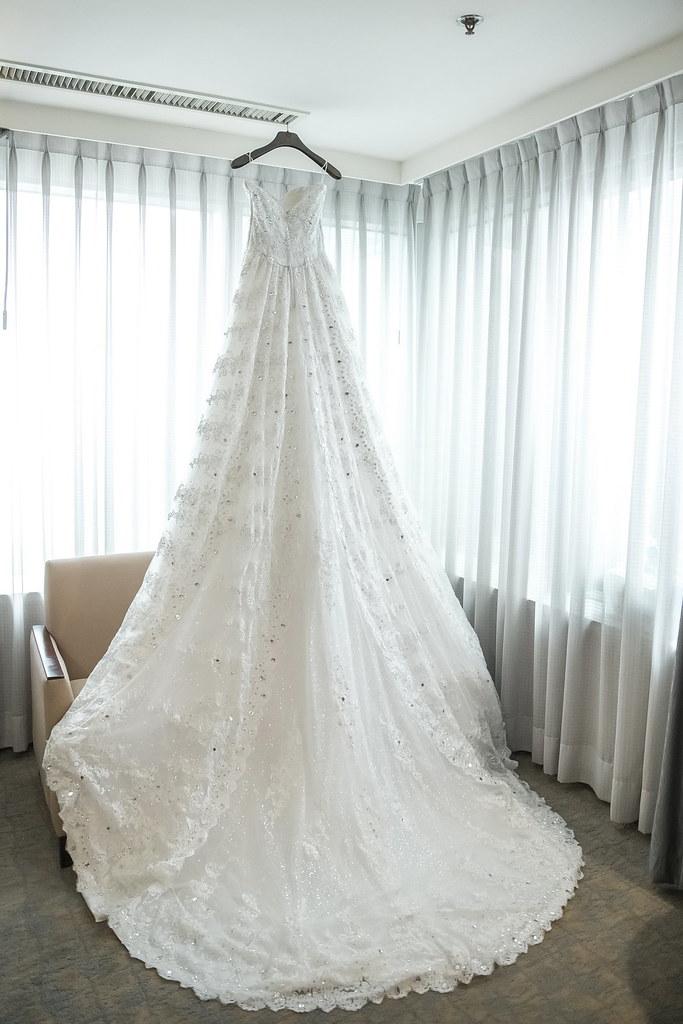 婚禮紀錄-婚攝-桃園翰品酒店-結婚-迎娶-白紗-0014