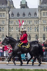 RCMP Guards for the Governor General (Stephen Gardiner) Tags: ottawa ontario 2016 canadaday parliamenthill canada july1 celebration pentax k3ii 100300