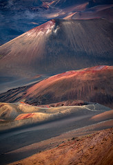 Mt. Haleakala Crater, Maui, Hawaii (Michael Riffle) Tags: summer mountain landscape volcano hawaii nationalpark maui haleakala crater southpacific geology 2016 mthaleakala mthaleakalanationalpark michaelriffle