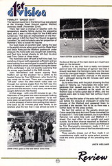 West Ham United vs Liverpool - 1988 - Page 11 (The Sky Strikers) Tags: road park west cup liverpool magazine one official united ham to pound wembley upton littlewoods matchday