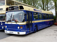 Preserved West Midlands Travel 1026 DOC 26V - Leyland National II (retroscania!) Tags: buses national leyland westmidlandstravel preservedbuses leylandnationalii
