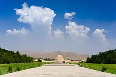 Western Xia Tombs, Yinchuan (Scott Weatherson) Tags: china asia mausoleum burial imperial mound tombs ningxia yinchuan 银川 westernxia autonomousregion