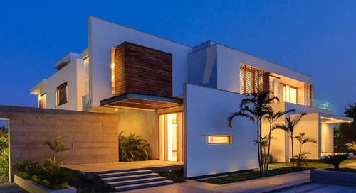 Beautiful Houses Week #32: E4 House by DADA Partners @ GenCept