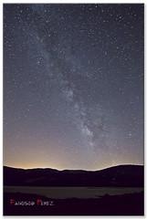 Dode empienzan los sueos. (Francisco J. Prez.) Tags: nature night spain pentax negro paisaje nocturnas cdiz sigma1020mm campodegibraltar pentaxk5 franciscojprez