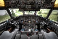 Cockpit (Michis Bilder) Tags: cockpit hdr