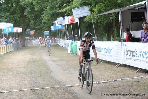 Nieuwelingen & juniors Kessel (585)