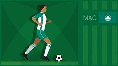 Macau Soccer Graphic (SidewinderII) Tags: sport bandeira football goal team mac kick fifa flag soccer country run player jersey pi