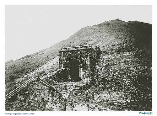 Hải Vân Quan (Lăng Cô, Phú Lộc, Huế 1919-1926)