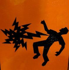Beware Of Electric Snowflakes! (Jules (Instagram = @photo_vamp)) Tags: warning