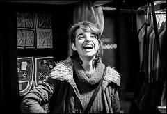 20131006-30 (sulamith.sallmann) Tags: people bw woman berlin deutschland person women emotion market expression joy menschen laugh sw frau markt lachen emotions deu annette feelings personen frauen freude mensch gefhl marktstand sulamithsallmann beginnerdigitalphotographychallengewinner