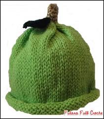 touca de trico limo (Ateli Fulana Ful) Tags: flickr infantil criana trico croche fulanafulocroche toucasdecroche toucasdetrico