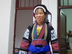 Buyi costume 1 (MFinChina) Tags: china clothing embroidery sewing traditional guizhou minority liuzhi buyi