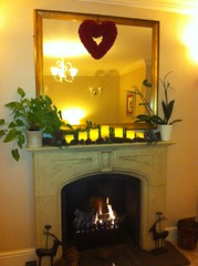 Snuggle up in front of the warm fire at The Fisherbeck