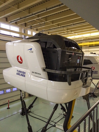Boeing 777-300ER Flight Simulator