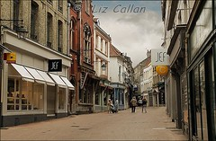 Saint Omer Town Centre area  France 150813 (49)