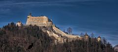 (#2.224) Burg Hohenwerfen [Explore] (unicorn 81) Tags: castle history architecture austria sterreich europe explore burg salzburgerland explorephoto burghohenwerfen