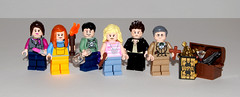 Season 1 (Mr.Savath_Bunny) Tags: horse angel dark comics toys lego vampire willow superhero spike buffy sunnydale witches slayer xander joss whedon minifigure bigbad