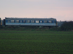 UID Class 101 DMU in Regional Railways Livery (dbidwell78) Tags: 2003 2004 mod stock class 101 emu essex 86 shoeburyness 310 312 locos withdrawn anglia dmu stored